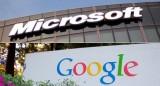 """Microsoft và Google đạt thỏa thuận lịch sử """"chung sống hòa bình"""""""