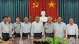 Phó Thủ tướng Trương Hòa Bình tặng quỹ khuyến học Thạnh Hóa, Đức Huệ