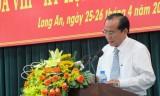 Long An: Mặt trận Tổ quốc tích cực tham gia xây dựng chính quyền