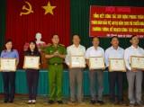 Tân Thạnh: Hiệu quả từ các mô hình phòng, chống tội phạm