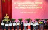 Bộ VHTT&DL: Công bố danh sách xét tặng giải thưởng Hồ Chí Minh