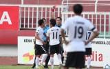 Vòng 7 giải V-League 2016: Mưa bàn thắng, mưa thẻ đỏ