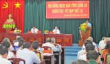 Bế mạc kỳ họp thứ 16 HĐND tỉnh Long An khóa VIII