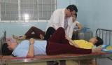 Ngộ độc thực phẩm, nhiều công nhân ở Tiền Giang phải nhập viện
