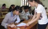 Kỳ thi THPT Quốc gia: Các trường cơ bản hoàn tất khâu nhập dữ liệu