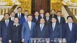 Thủ tướng tiếp Bí thư tỉnh ủy Quý Châu, Trung Quốc