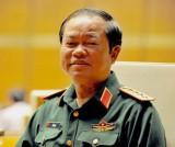 Đại tướng Đỗ Bá Tỵ thôi giữ chức Thứ trưởng Bộ Quốc phòng