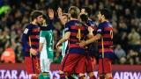 Real Betis - Barcelona: Hat-trick poker của Suarez?