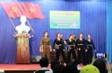 Thủ Thừa: Văn nghệ chào mừng kỷ niệm ngày lễ lớn
