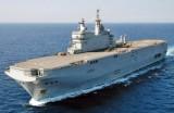 Chiến hạm Pháp vào Cảng quốc tế Cam Ranh