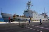 Đón chiến hạm Pháp xong, Cam Ranh lại đón tàu hạm đội Nga