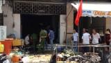 Cần Thơ: Bà hỏa thiêu rụi căn nhà ở chợ An Khánh