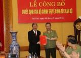 Bộ trưởng Tô Lâm giữ chức Bí thư Đảng ủy Công an Trung ương