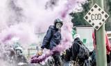 Tuần hành phản đối siết chặt biên giới Italy-Áo biến thành đụng độ