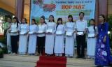 Cựu học sinh Trường THPT Rạch Kiến tri ân thầy cô
