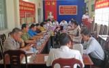 Long An: Ủy ban Bầu cử tỉnh họp phiên thứ 6