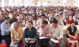 TP.Tân An – huyện Đức Hòa: Tập huấn nghiệp vụ công tác tổ chức bầu cử