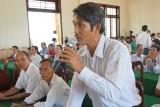 Thủ Thừa - Đức Huệ: Cử tri quan tâm nhiều vấn đề thiết thực