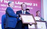 NSND Trần Hiếu xác lập kỷ lục Việt Nam