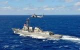 Vì sao Mỹ chọn Đá Chữ Thập để thực thi quyền đi lại tự do ở Biển Đông?