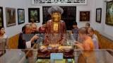 Triển lãm nghệ thuật Phật giáo chào mừng Đại lễ Phật đản 2016