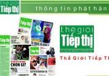 Đình bản ấn phẩm Thế giới tiếp thị của Báo Nông thôn ngày nay