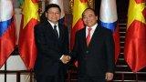 Làm sâu sắc hơn nữa mối quan hệ hữu nghị truyền thống Việt Nam-Lào