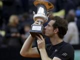 Hạ bệ Novak Djokovic, Andy Murray lần đầu vô địch Rome Masters