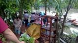 Tiền Giang: Một nam thanh niên chết trên sông Cổ Cò