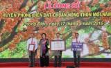 Huyện đầu tiên ở thành phố Cần Thơ đạt chuẩn nông thôn mới
