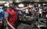Ngày đẫm máu tại Iraq, 69 người thiệt mạng vì đánh bom