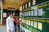 Triển khai công tác bầu cử bảo đảm dân chủ, an toàn, tiết kiệm