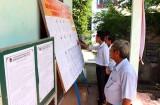 Gần 12.000 cử tri ở Quảng Nam bắt đầu đi bầu cử sớm