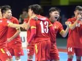Bốc thăm Futsal World Cup: Việt Nam gặp khó, Thái Lan dễ thở