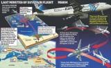 Công bố danh tính cơ trưởng, cơ phó trên chiếc máy bay Ai Cập mất tích