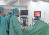 Bệnh nhân đầu tiên được mổ nội soi sỏi đường mật bằng chiếc máy hiện đại bậc nhất ĐBSCL