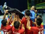HLV của Việt Nam nói gì sau lễ bốc thăm Futsal World Cup 2016?