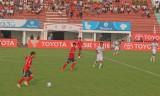 Long An tiếp tục thua SHB Đà Nẵng trên sân nhà