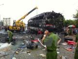 Đã có 12 người tử vong trong vụ đâm xe kinh hoàng tại Bình Thuận