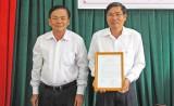 Công bố thành lập Chi bộ cơ sở Đoàn đại biểu Quốc hội đơn vị tỉnh Long An