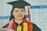 Cô học trò nghèo Đồng Luốc nhận bằng thạc sĩ y khoa
