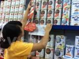 Bộ Tài chính: Sẽ xem xét bỏ giá trần với mặt hàng sữa từ tháng Bảy