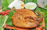 Cá đuối nướng muối ớt xanh - đặc sản của biển Đà Nẵng