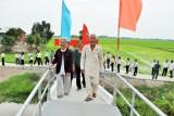 Ủy ban MTTQ tỉnh Long An giúp người nghèo hơn 30 tỉ đồng