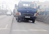 Nguy cơ mất an toàn giao thông trên Quốc lộ1