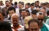 Vụ rơi máy bay MS804: Ai Cập đang thu thập mẫu ADN các thân nhân