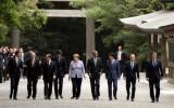 Hội nghị G7 thống nhất về nỗ lực giải quyết vấn đề Biển Đông