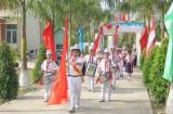 Đức Huệ: 2 trường đón nhận bằng đạt chuẩn Quốc gia
