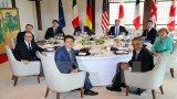 G7 nhấn mạnh cần giải quyết hòa bình các tranh chấp ở Biển Đông