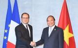 Thủ tướng gặp gỡ song phương với Nguyên thủ, Lãnh đạo các nước